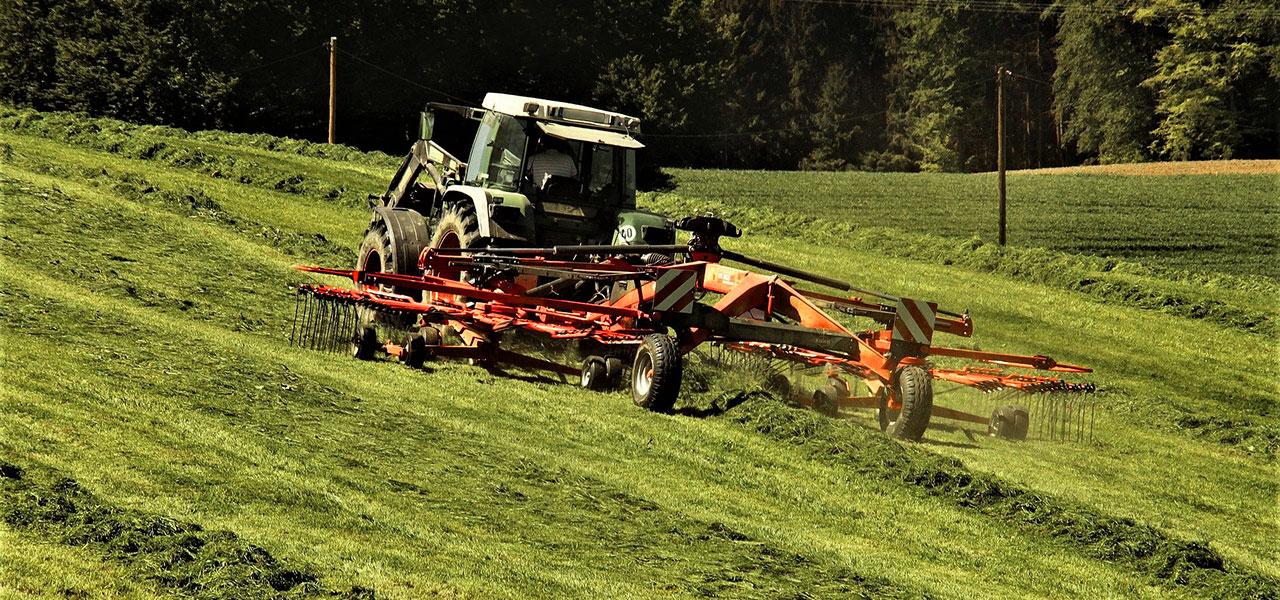Séchage en grange du fourrage - SGF Conseil : Des chantiers indépendants, rapides et efficaces