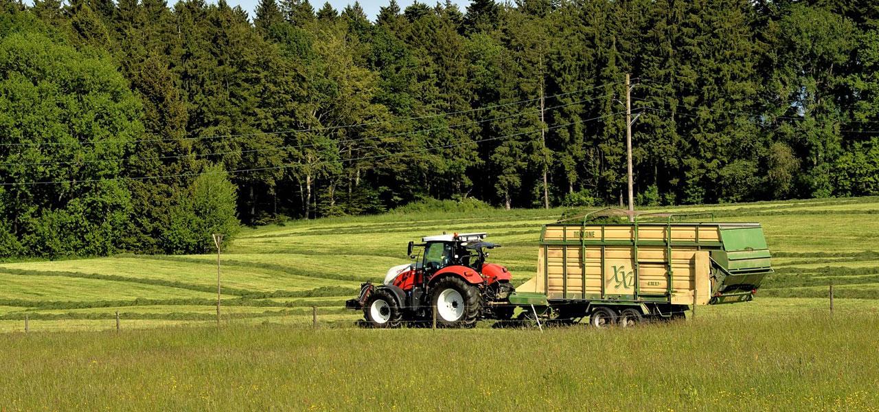 Séchage en grange du fourrage - SGF Conseil : Un plus pour le respect de l'environnement